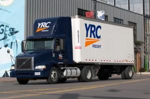 YRC PL Truck