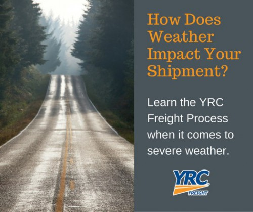 Follow the Weather Article- YRC.com-FB
