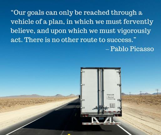 YRC Freight 2016 Goals